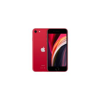 iPhone SE 64 Go rouge