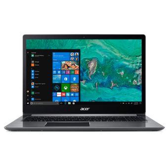 "Acer Swift 3 SF315-41-R3CQ 15.6"" 256GB SSD 8GB RAM Ryzen 5-2500U 2GHz Radeon Vega 8 Staal Grijs Laptop"