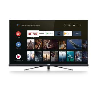 """TV TCL 55DC760 UHD 4K Smart Android TV 55"""" avec Barre de son JBL intégrée"""