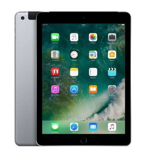 Apple iPad 128 Go WiFi + 4G Gris Sidéral 9,7