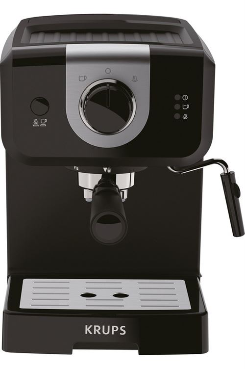 Machine à café expresso Krups Opio Noir YY3956FD