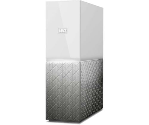 Disque dur externe WD My Cloud Home 8 To Blanc - Serveur NAS.