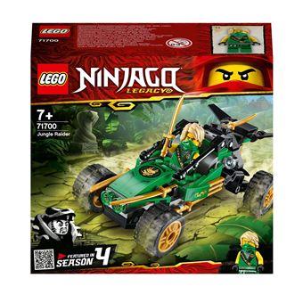 LEGO Ninjago 71700 Buggy de la Jungla