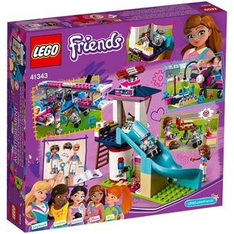 LEGO® Friends 41343 La visite en avion d'Heartlake City