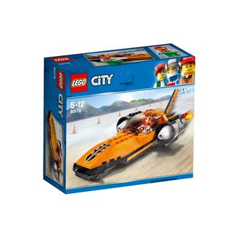 LEGO 60178 SNELHEIDSRECORDAUTO