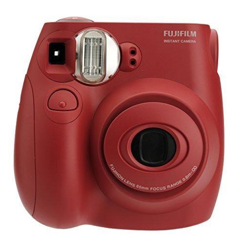 Appareil Photo Instantané Fujifilm Instax Mini 7S Rouge Reconditionné - Appareil photo instantané. Retrouvez la meilleure sélection faite par le Labo FNAC. Commandez vos produits high-tech au meilleur prix en ligne et retirez-les en magasin.