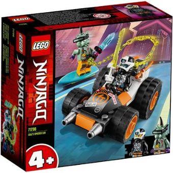 LEGO Ninjago 71706 Deportivo Sísmico de Cole