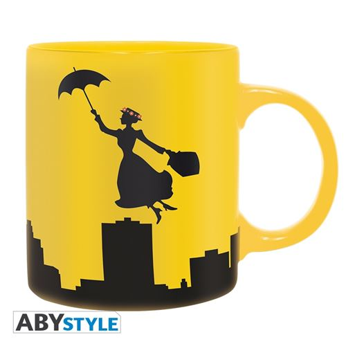 Mug ABYstyle Mary Poppins Silhouette 320 ml