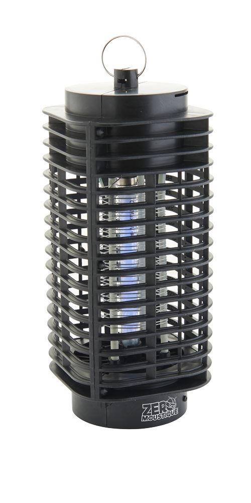Appareil anti-moustiques Zero moustique 4 W Noir