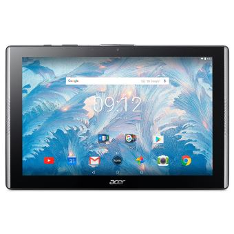 tablette acer iconia one 10 b3 a40 k2am 10 1 39 39 16 go wifi noire tablette tactile achat. Black Bedroom Furniture Sets. Home Design Ideas