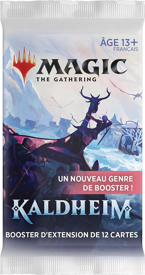 Jeu de cartes Magic Set Booster Kaldheim