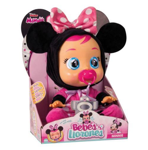 Poupon Cry Babies Minnie