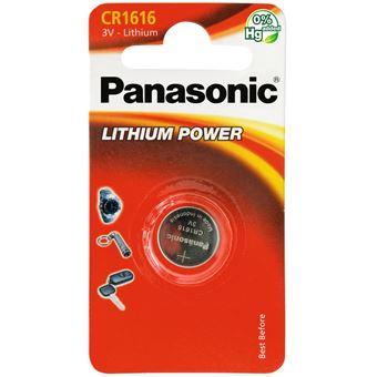 Pile bouton Panasonic CR1616