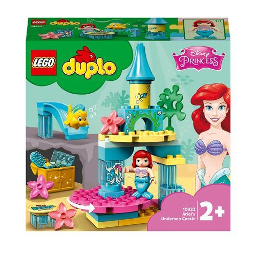 LEGO® DUPLO® Disney Princess 10922 Le château sous la mer d'Ariel