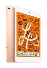 Nouvel iPad Mini Apple 256 Go WiFi + 4G Or 7.9