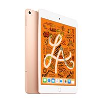Nieuwe Apple iPad Mini 256 GB WiFi + 4G Goud 7.9""