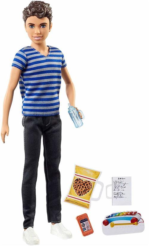 Poupée Barbie Babysitter Garçon avec accessoires