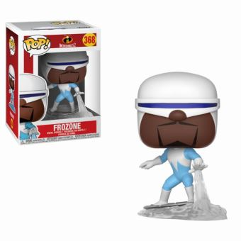 DISNEY : THE INCREDIBLES 2-BOBBLE HEAD POP N°368-FROZONE