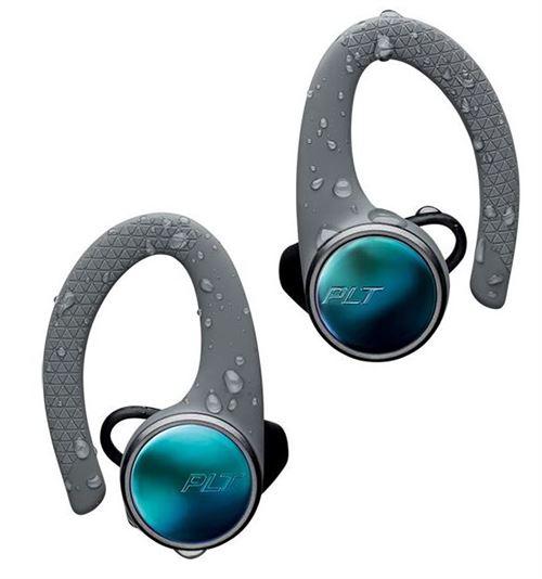 Ecouteurs sport sans fil Plantronics BackBeat FIT 3100 Gris