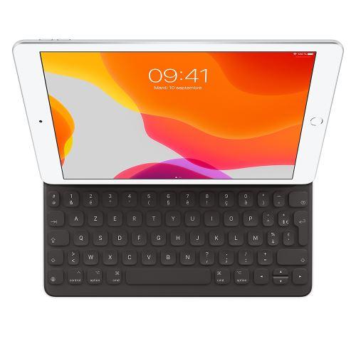 Smart Keyboard Noir Apple pour iPad (7e génération) et iPad Air (3e génération) – Français
