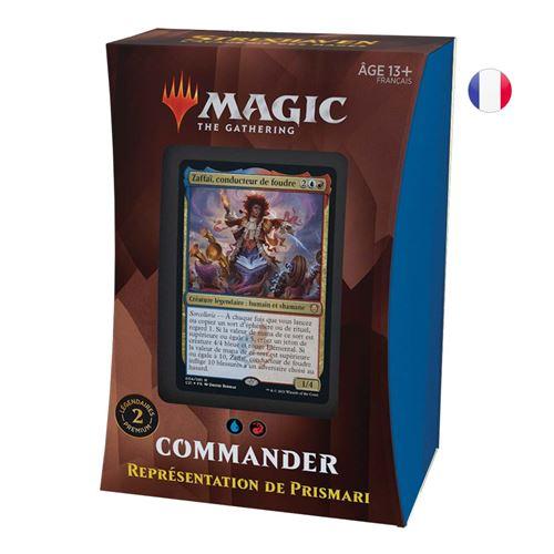 Jeu de cartes Magic Commander Deck 40 Strixhaven