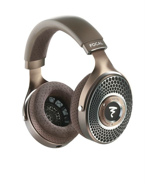 Casque audiophile filaire Focal Clear MG