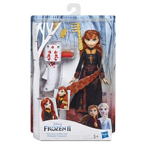 Poupée mannequin Disney Frozen La Reine des Neiges 2 Coiffure Anna