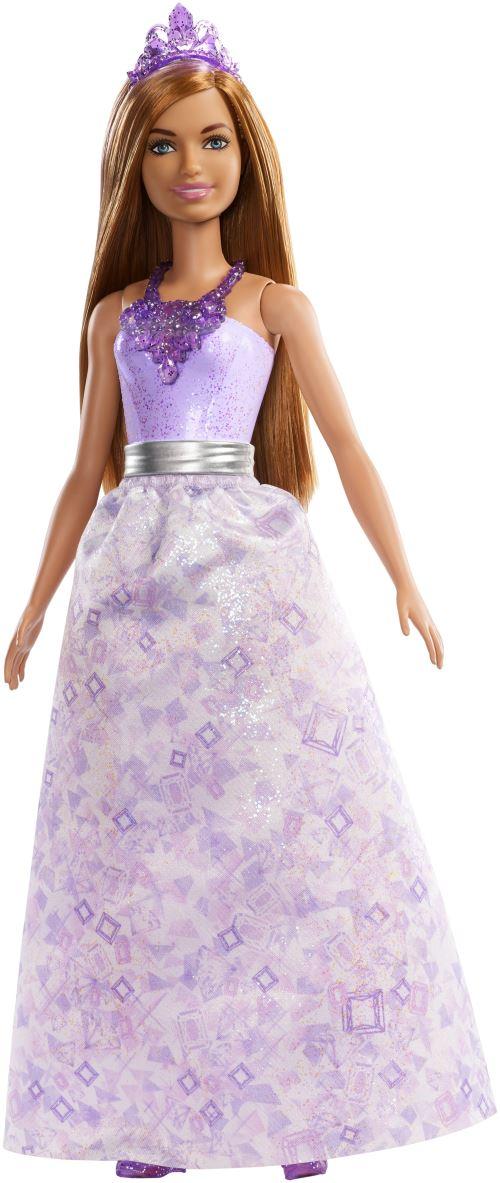 Poupée Barbie Dreamtopia Princesse aux cheveux châtains - Poupée. Achat et vente de jouets, jeux de société, produits de puériculture. Découvrez les Univers Playmobil, Légo, FisherPrice, Vtech ainsi que les grandes marques de puériculture : Chicco, Bébé C