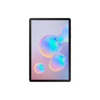 "Tablette tactile Samsung Galaxy Tab S6 10.5"" 4G 256 Go Gris Titane"