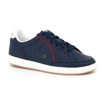 0ee17933462 Chaussures Enfant Le coq sportif Icons PS Sport Gum Bleues Taille 35 ...