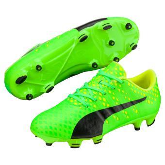 3 De Evopower Enfant Puma Vertes Chaussures Football Vigor Taille SGMpqUzV