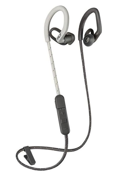 Ecouteurs sport sans fil Plantronics BackBeat FIT 350 Gris et Noir