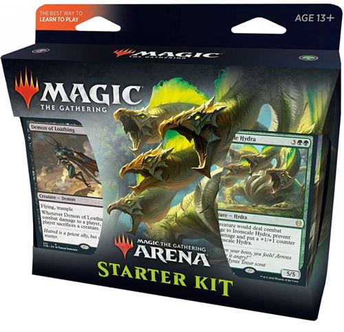 Jeu de cartes Magic Starter Kit Arena