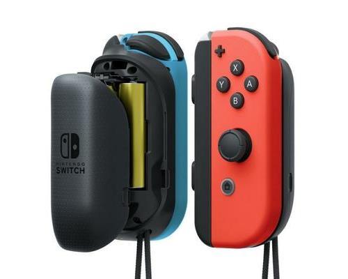 Batterie externe à piles AA pour Joy Con Switch