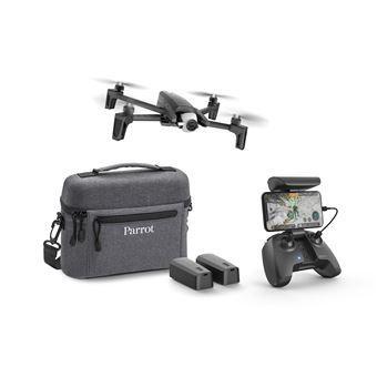 Pack Drone 4K Parrot Anafi Extended Noir + Télécommande + 2 Batteries + Housse