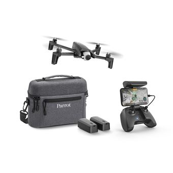Pack Drone 4K Parrot Anafi Extended Black + Hoes