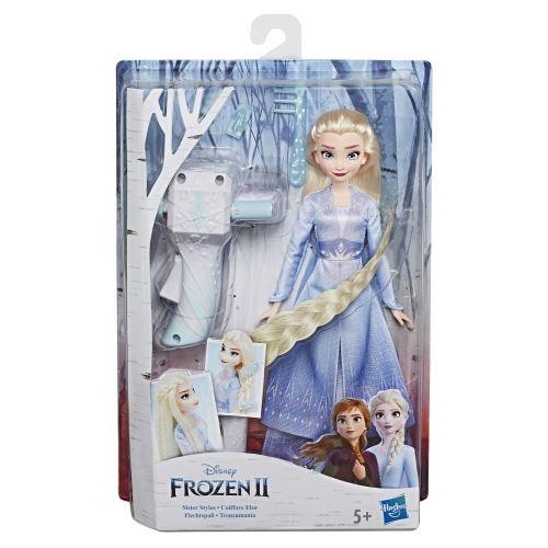 Poupée mannequin Disney Frozen La Reine des Neiges 2 Coiffure Elsa
