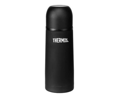Bouteille isotherme de voyage Thermos 0,35 L Noir
