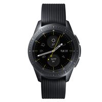 Montre connectée Bluetooth Samsung Galaxy Watch 42 mm Noir Carbone