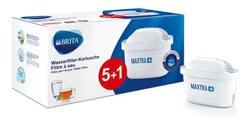 Pack de 5+1 filtres Brita Maxtra+