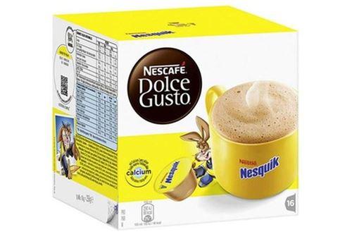 Boîte de 16 capsules Dolce Gusto Nescafé Nesquik