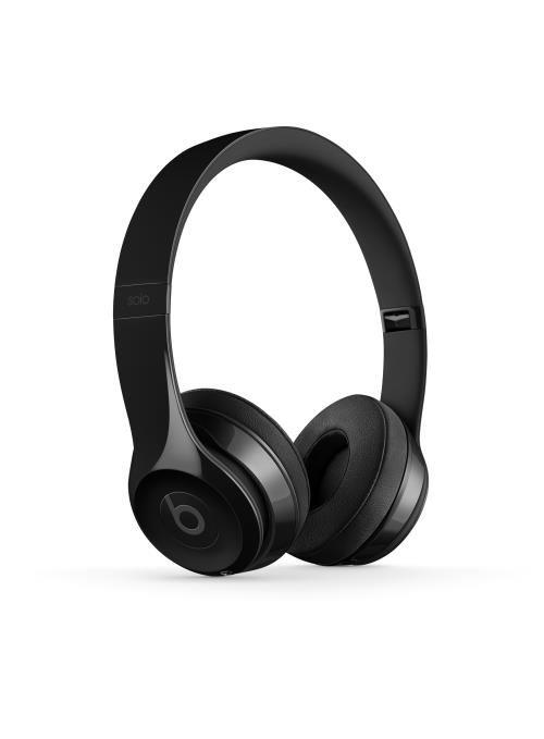 Casque supra-auriculaire sans fil Beats Solo3 Noir mat