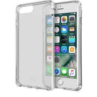 Coque semi rigide Transparent Itskins Spectrum pour iPhone 6 6s 7 8 SE 2020