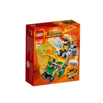 Thor Marvel 76091 Contre Micros Mighty Loki Lego® Super Heroes QrCeWdxBo