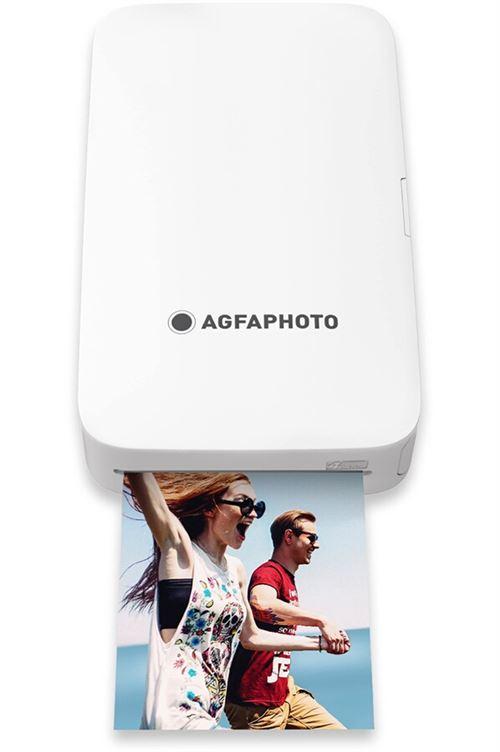 Imprimante Photo Portable Agfa Photo Realipix MINI P Blanc