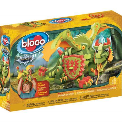 Kit créatif Dragon de combat Bloco