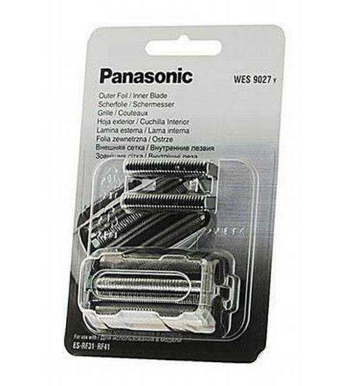 Grille et tête de rasoir Panasonic WES9027