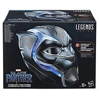Casque Marvel Avengers Black Panther Collector