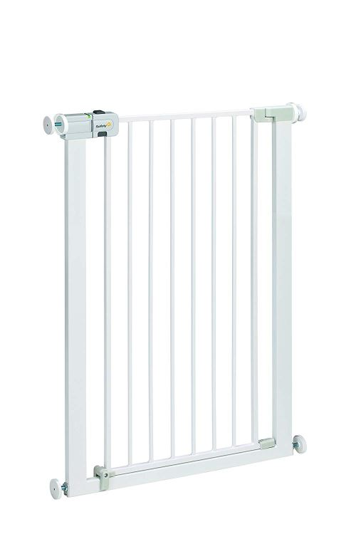 Barrière de protection Safety First Easy Close Metal Extra Tall Blanc
