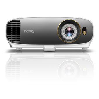 Vidéoprojecteur DLP BenQ W1700S UHD 4K Blanc et gris